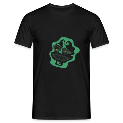 Grüner Ork - Männer T-Shirt