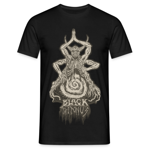 Gateway To The Abyss - Herre-T-shirt