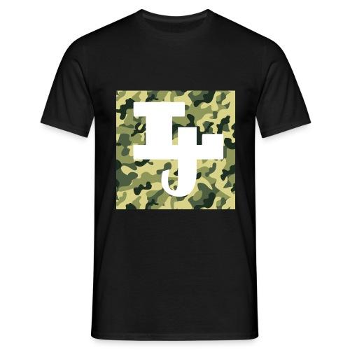 Lil jåkim Merke - T-skjorte for menn