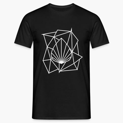 Polygon Augmented Logo - Men's T-Shirt