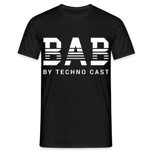 BAB white - Männer T-Shirt