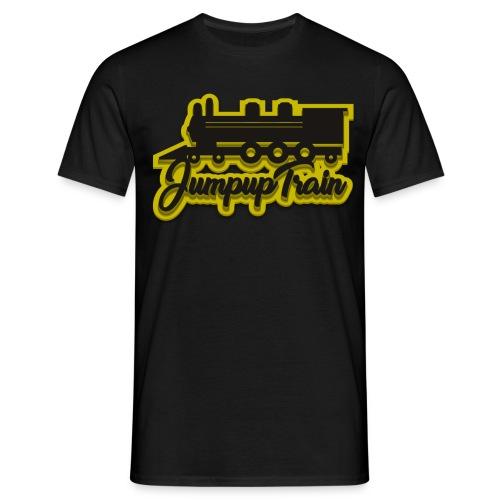 JUMPUPTRAIN - Mannen T-shirt