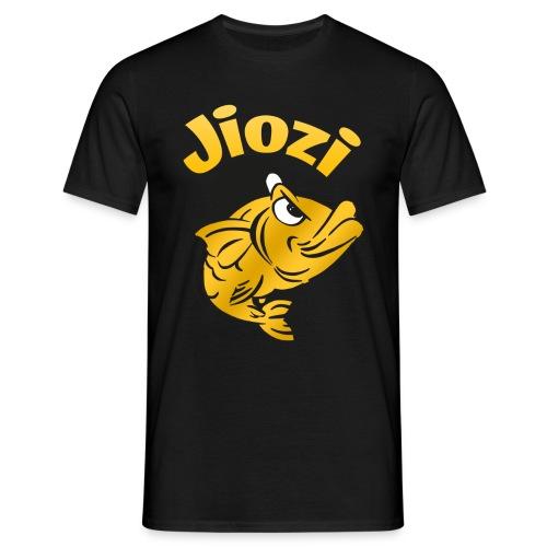 Jiozi Official Logo - Maglietta da uomo