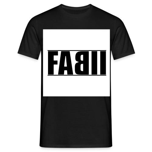 〓ғaвιι〓┋▌т-ѕнιrт ▌┋ғarвe änderвar┋ - Männer T-Shirt