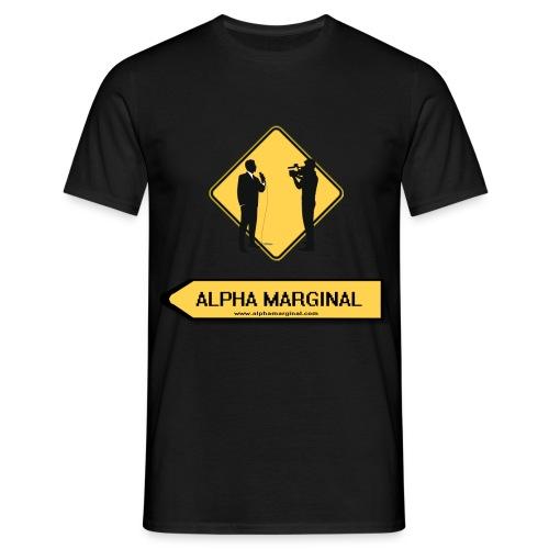 Alpha Marginal - T-shirt Homme