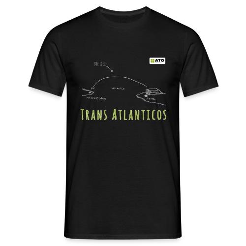 Trans Atlanticos - Die Idee - Männer T-Shirt