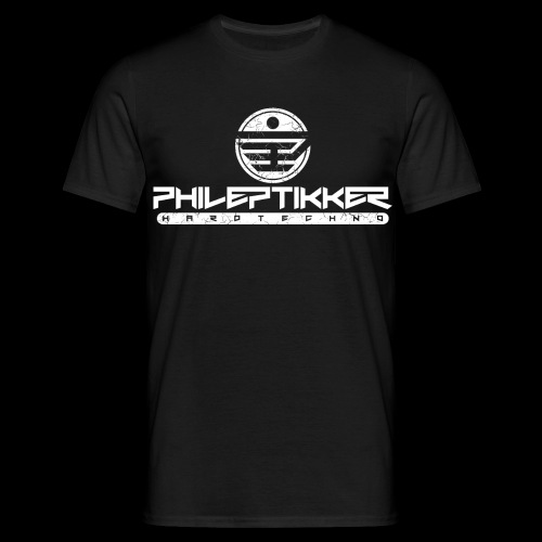 Phileptikker (black) - Männer T-Shirt