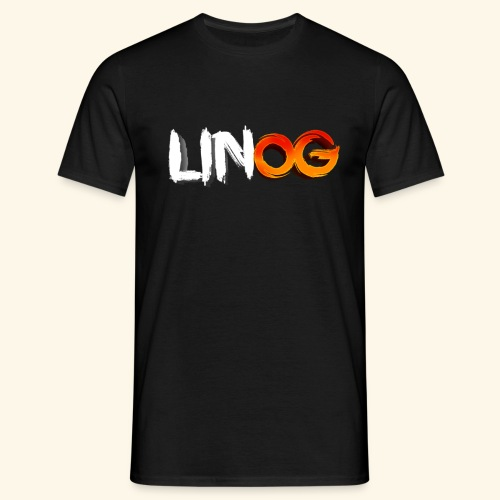 LinOG Logo - T-shirt herr