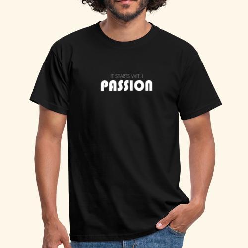 passion2 - T-shirt Homme