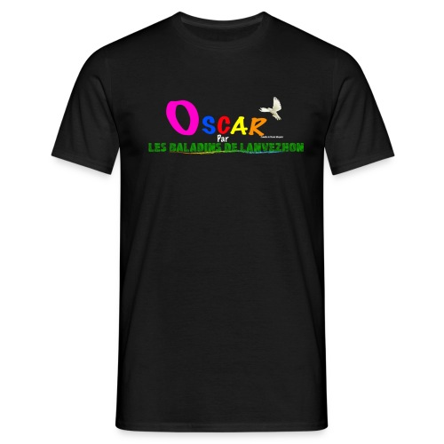 Oscar Les Baladins de Lanvezhon - T-shirt Homme