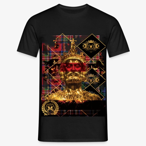 Kings God and Black4 1 - Mannen T-shirt