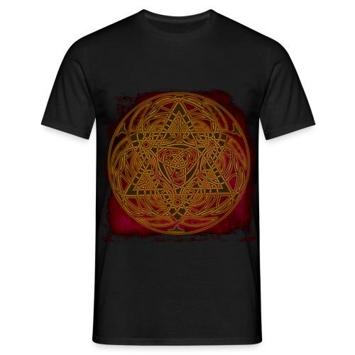 keltenlogo - Männer T-Shirt