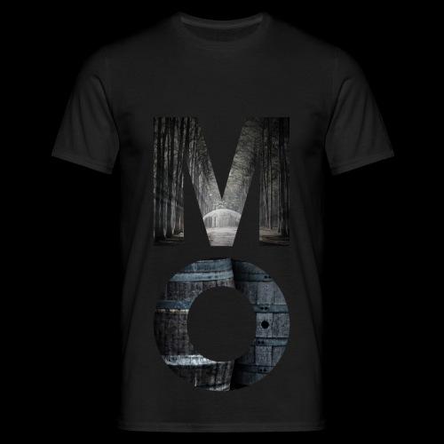 Moonshine Oversight - design épuré - T-shirt Homme