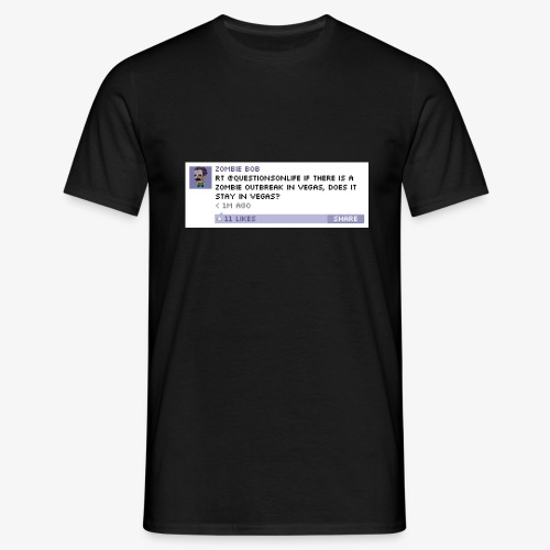 från en av mina gmmla appar - T-shirt herr