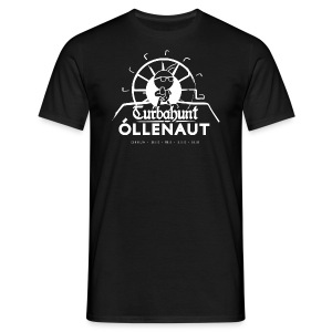 Õllenaut Turbahunt in white - Men's T-Shirt