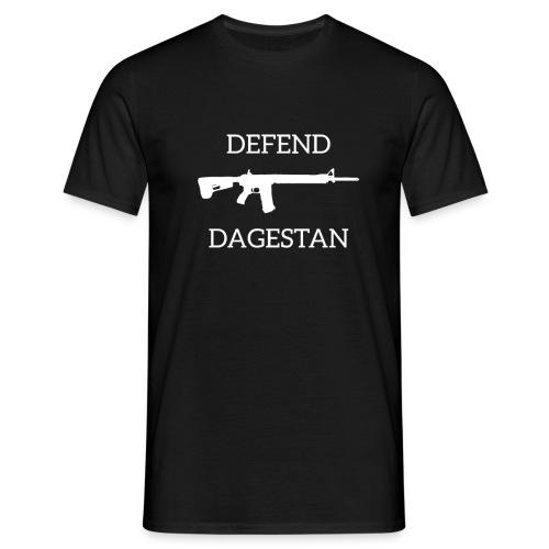 Defend Dagestan - Männer T-Shirt
