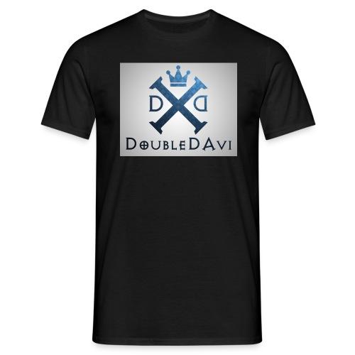DoubleDAvi X - Männer T-Shirt