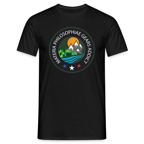 LOGO Materia Philosophiae 2017 - T-shirt Homme