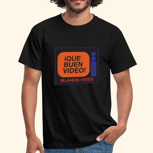 Blancic Video - T-shirt Homme