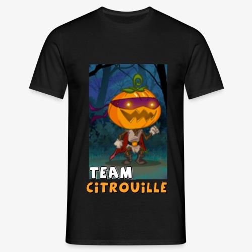 citrouille - T-shirt Homme