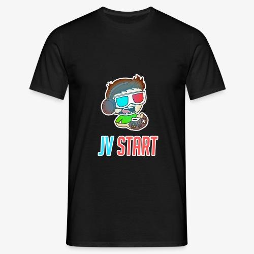 JVSTART Logo principal - T-shirt Homme