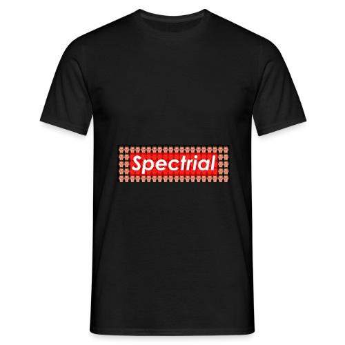 Spectrial Logo - Mannen T-shirt