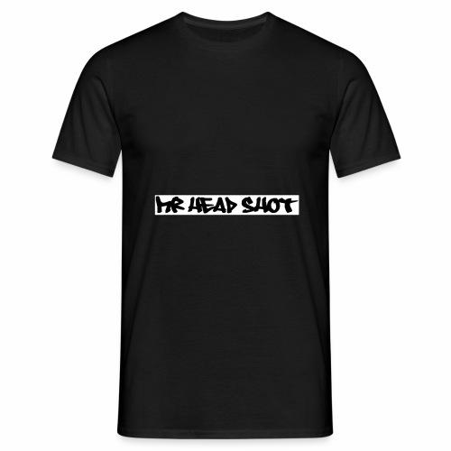 headshot - Männer T-Shirt