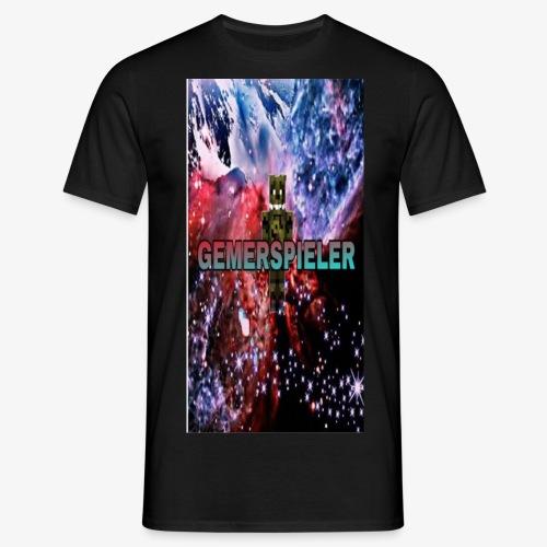 Gemerspieler Design - Männer T-Shirt