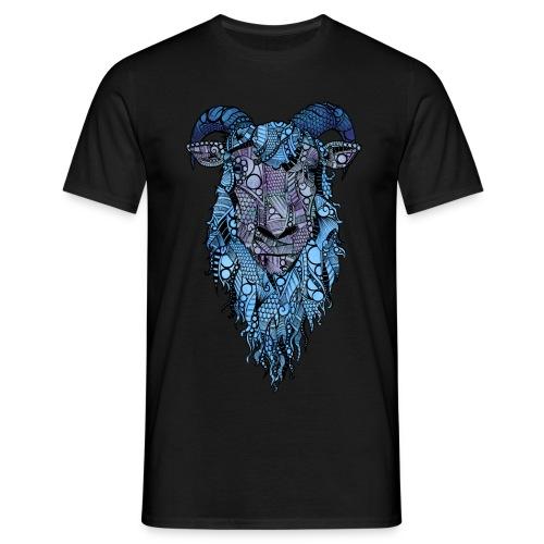 Sau - T-skjorte for menn