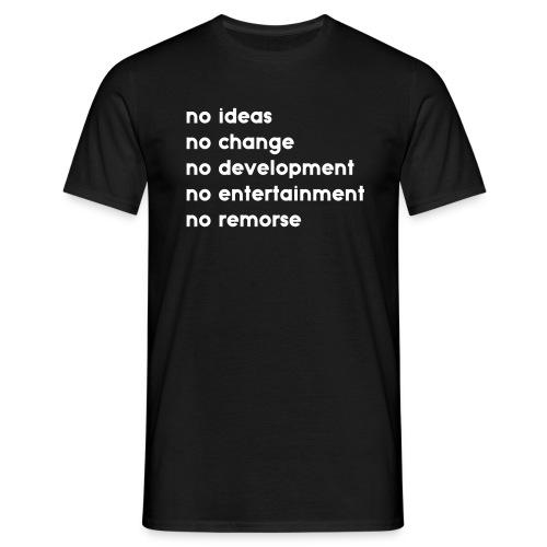 Harsh Noise Wall - T-shirt herr