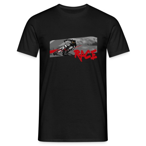 RACE LINE tee - Men's T-Shirt