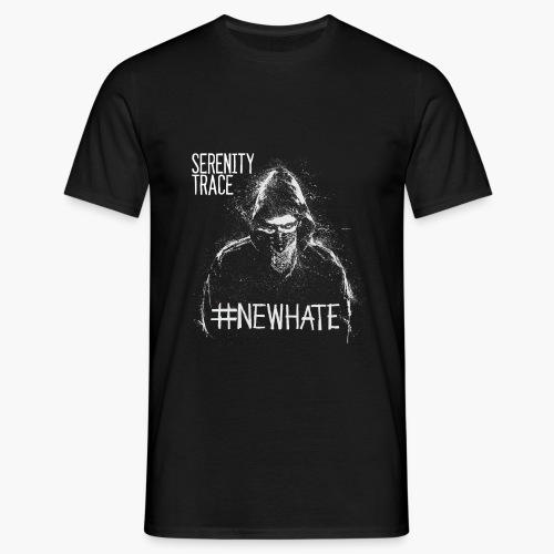 #NewHate Male - T-skjorte for menn