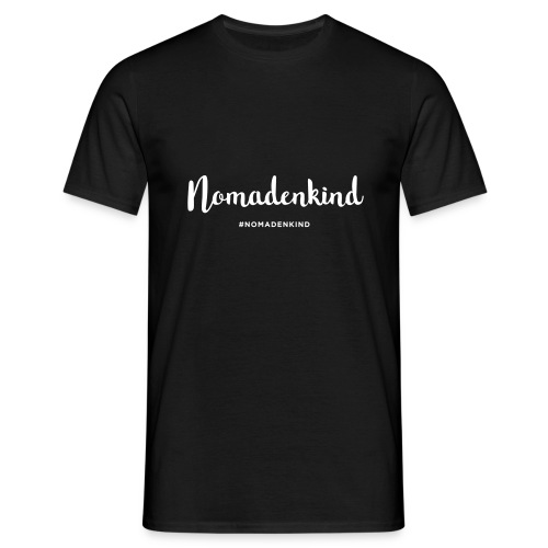 Nomadenkind by Solonomade - Männer T-Shirt
