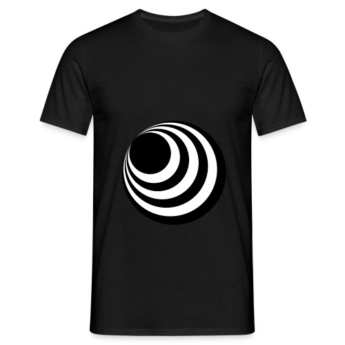 illusion - Herre-T-shirt