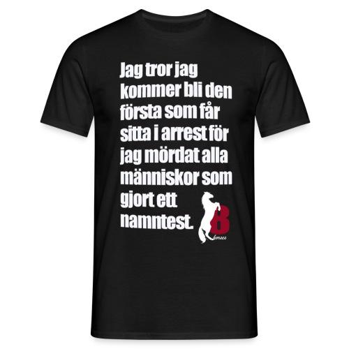 HorseBook line - T-shirt herr