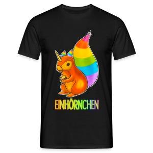 Einhörnchen - Männer T-Shirt