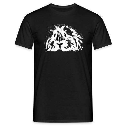 Meerschweinchen als Sein - Männer T-Shirt