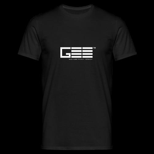 GEE™ Logo - 2018 - Männer T-Shirt