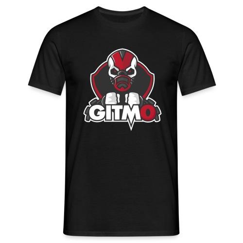 Gitm0 - T-shirt herr