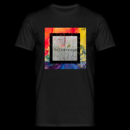 Out of Mainstream - Männer T-Shirt