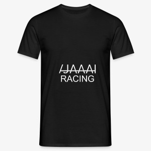 jahaa racing - T-skjorte for menn