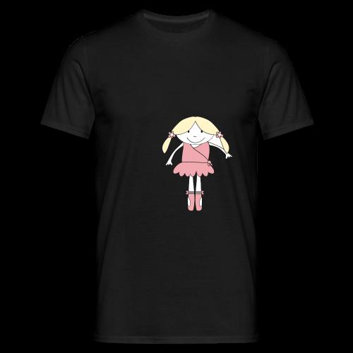 little ballerina - Männer T-Shirt
