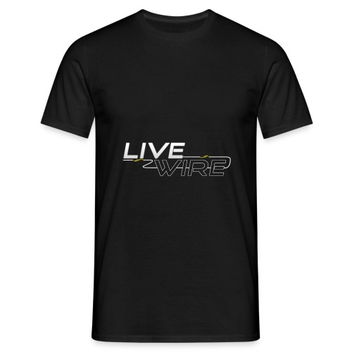 YT_Watermark - Men's T-Shirt