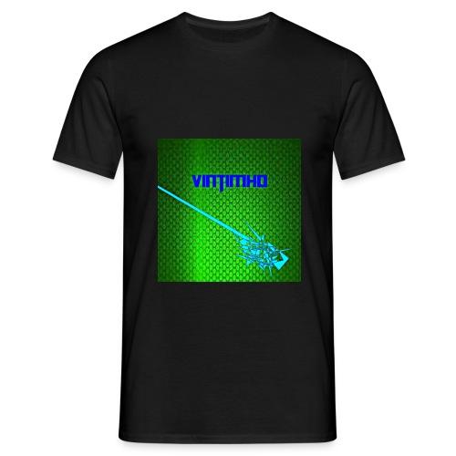 Das Erste Muster - Männer T-Shirt