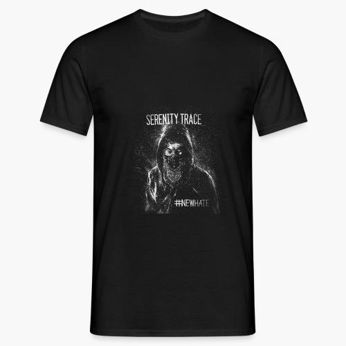 #NewHate Cover art - T-skjorte for menn