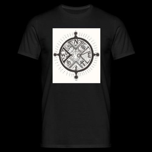 La Maison Des Mains Angel Cove - Men's T-Shirt
