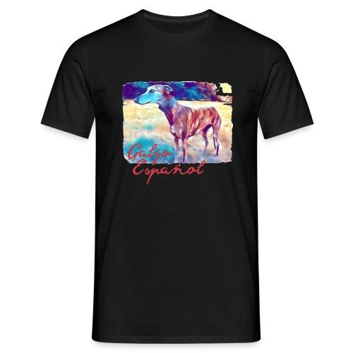 Galgo espanol - Art - Männer T-Shirt