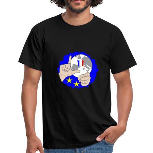 bleus mondial France 2018 champion danse du loser - T-shirt Homme