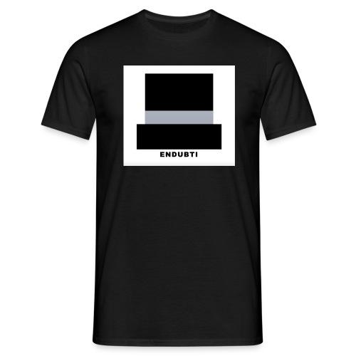 HAT ENDUBTI by ENDUBTI - Mannen T-shirt