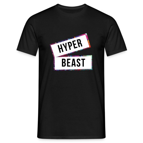Hyperbeast Design - Men's T-Shirt